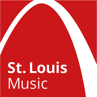 st louis music logo